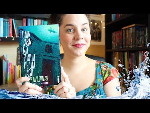 UMA CASA NO FUNDO DE UM LAGO (além do suspense) | BOOK ADDICT