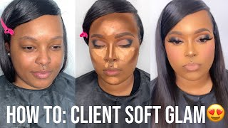 A soft glam MUA tutorial: Ashley Dionne