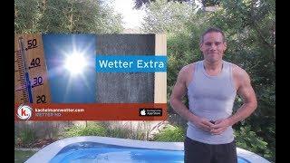 Dienstag Und Mittwoch Sehr Heiß, Die 40 Grad örtlich In Reichweite
