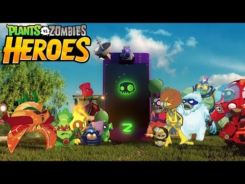 Plants Vs Zombies Heroes Coming to Mobile Devices Soon