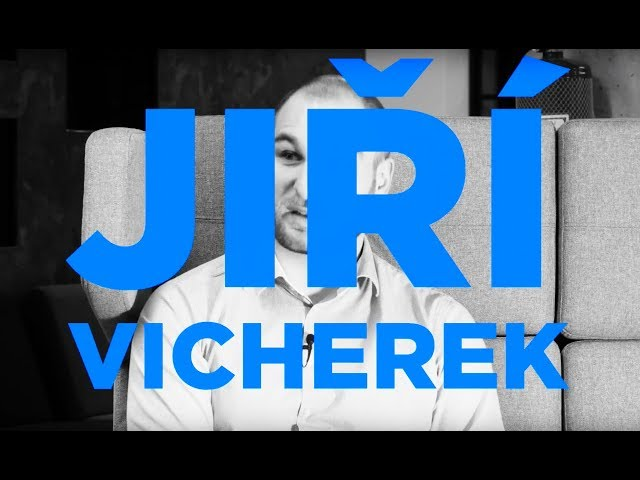CULT TALKS: Jiří Vicherek