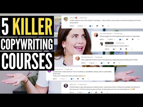 5 Copywriting Courses For Beginners To IGNITE Your Business ...