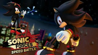 Sonic Forces Speed Battle, Shadow (Level Max) Gameplay HD