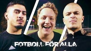 Vi är här för att ta över! |Spela i Korpen | Fotboll För Alla