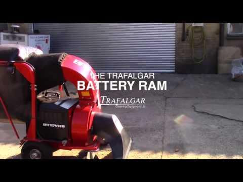 BATTERY RAM LEAF & LITTER VACUUM