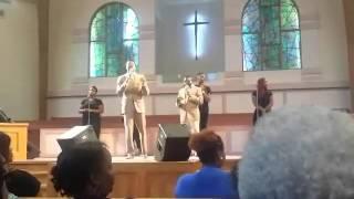 "Uniqua Richardson Iam Gospel Talent Show Tasha Page Lockhart ""Lord over my life"""
