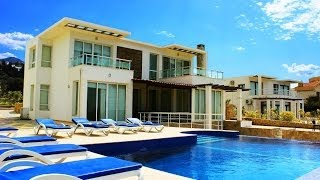 preview picture of video 'Amazing Seaside Villas in Cyprus !'