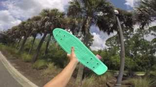 Review Skatro Mini Cruiser Skateboard Vs Penny Board