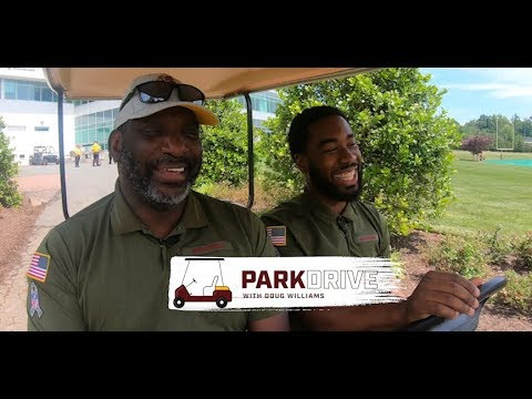 Park Drive: Doug Williams