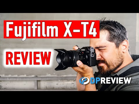 External Review Video VlDnXbMYNlw for Fujifilm X-T4 APS-C Camera