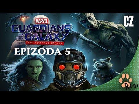 Guardians of the Galaxy: The Telltale Series /Epizoda 5/ (PS4) CZ Záznam streamu |R-e-n|