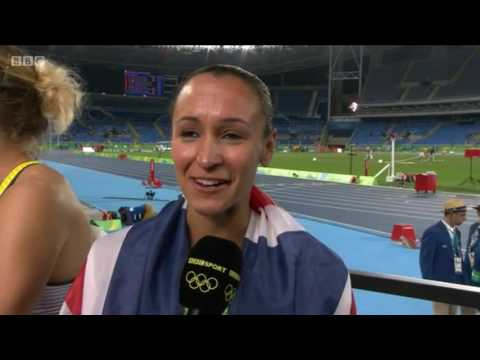 interview with Jessica Ennis-Hill and Katarina Johnson Thompson
