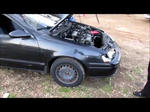 The Toyota Paseo project (Episode 1)