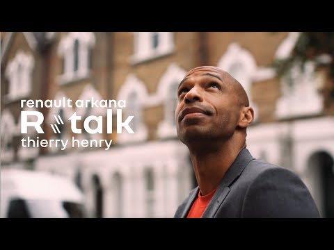 Musique pub Renault Arkana – Hybrid by Nature : Thierry Henry    Juillet 2021