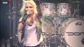Doro - Rock Hard Festival 2015