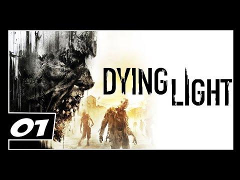 DYING LIGHT - Detonado - #1 - Cidade Condenada! O Inicio [ Dublado PT-BR]