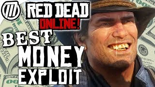 Red Dead Online: BEST FAST MONEY EXPLOIT - 💲200+ HOURLY, GUARANTEED
