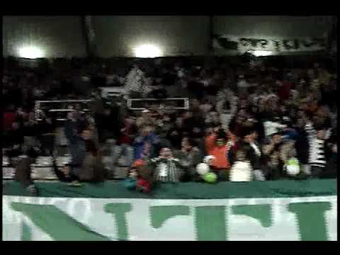 """""""DEPORTES  TEMUCO   2010"""" Barra: Los Devotos • Club: Deportes Temuco"""