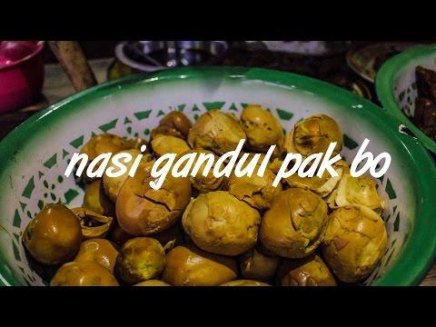Video Nasi Gandul, Kuliner Enak Khas Pati