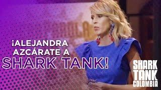 ¡Alejandra Azcárate Y Su INFALIBLE Detector De Mentiras! | Shark Tank Colombia