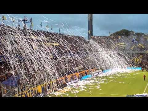 """""""""""Fiestón"""" - Rosario Central (Los Guerreros) vs Sarmiento - 2016"""" Barra: Los Guerreros • Club: Rosario Central"""
