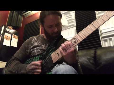 "George Kollias - Rusty Cooley's Guest Solo For ""Aeons Of Burning Galaxies""! Mp3"