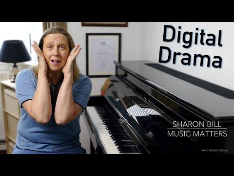 Digital Drama (ABRSM Theory Exams Go On-Line) - Sharon Bill ...