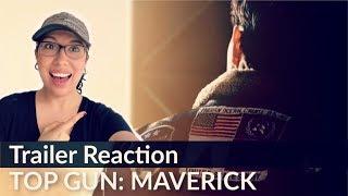 Trailer Reaction I Top Gun: Maverick (2020)