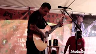 "Anthony Raneri (Bayside) - ""Don't Call Me Peanut"" - American Roots Live"