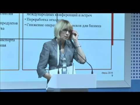 Research presentations Moscow Urban Forum 2016