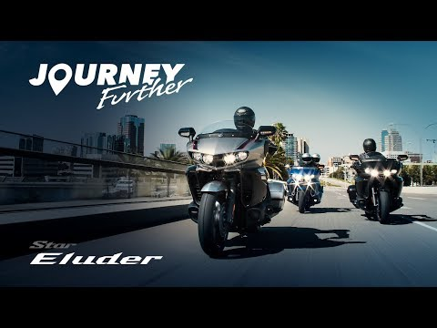 2018 Yamaha Star Eluder GT in Hobart, Indiana - Video 1