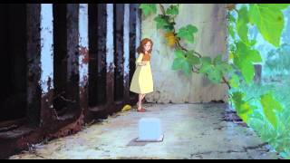 The Secret World of Arrietty Official Trailer