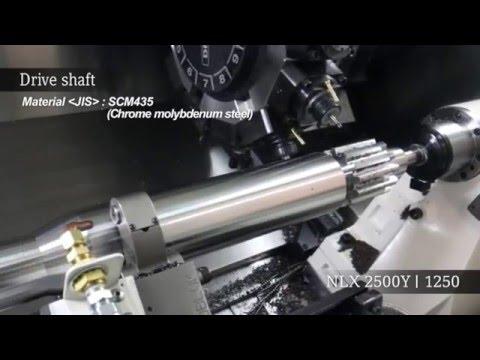 NLX 2500Y   1250 ドライブシャフト/Drive shaft