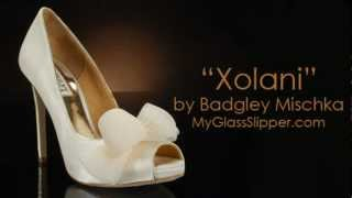 Wedding Shoe Review For Xolani By Badgley Mischka
