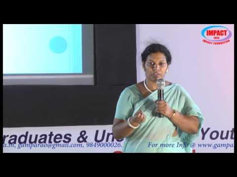 Recruitment|Devika Bhatnagar|TELUGU IMPACT Hyd 2013