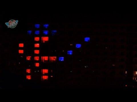 Light show Brno: PIRÁTI, Excelent Kolej roku 2013