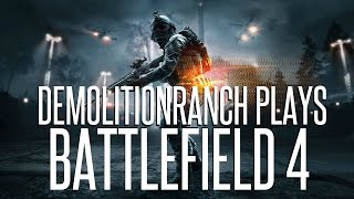 DEMOLITIONRANCH PLAYS BATTLEFIELD!