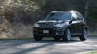 2016 BMW Hybrid X5 xDrive40e Reviewed and Driven