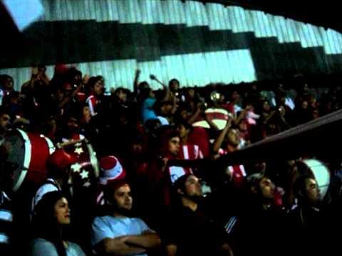 """""""Borracho En La Calera Otra Vez, Borracho Pero Iwal Te Vengo a Ver ! LBC"""" Barra: La Banda Cementera • Club: Unión La Calera"""