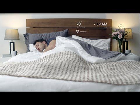 Luna: A Sleep Gadget That Turns Your Mattress Into A Smart Bed