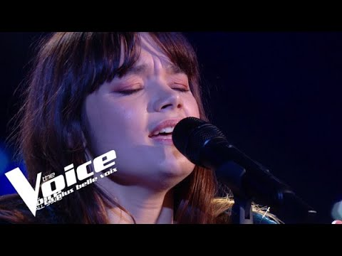 Barbara – L'aigle noir   Louise Combier   The Voice All Stars France 2021   Blind Audition