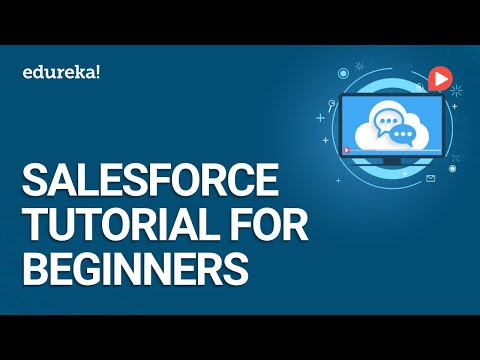 Salesforce Tutorial For Beginners | Introduction To Salesforce ...