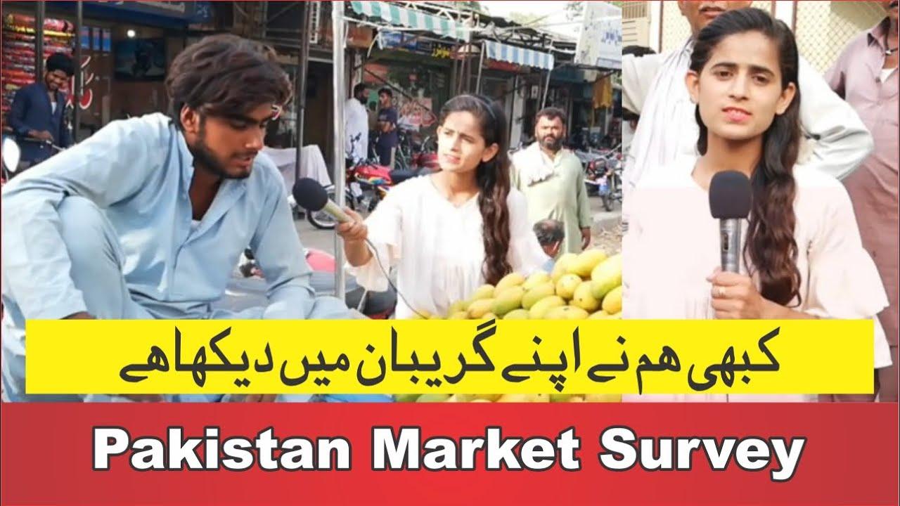 Pakistan Market Survey