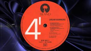 "DREAM WARRIORS "" My Definition of Boombastic Jazz Style"""