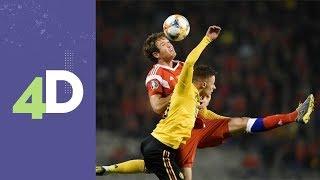 Россия проиграла Бельгии | КраСава - о поражении Черчесова | Казахстан порвал Шотландию