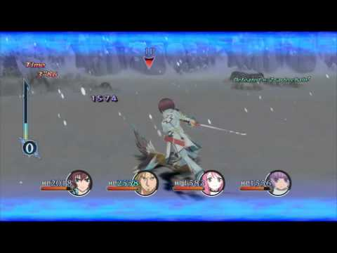 Видео № 0 из игры Tales of Graces f (Special Day One Edition, Extra Special Edition) [PS3]