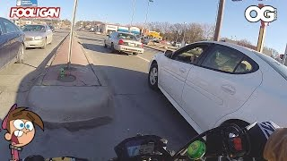 ANGRY Driver Almost Runs Me Over!
