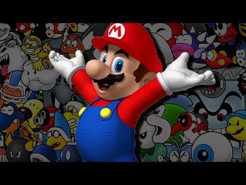 Top 10 Mario Games | 8 Bit Nerds