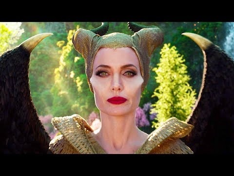 3 NEW Maleficent Mistress of Evil Clips