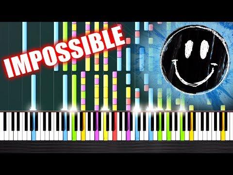 Ed Sheeran - Happier - IMPOSSIBLE PIANO by PlutaX